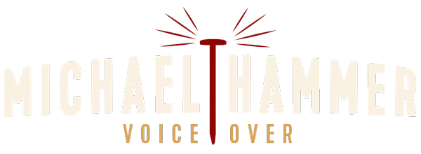 Michael Hammer Voice Over Logo